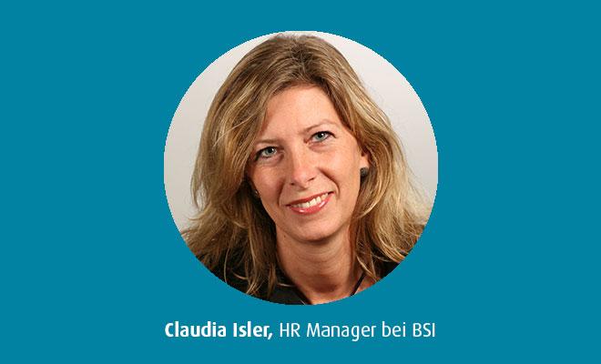 Claudia Isler